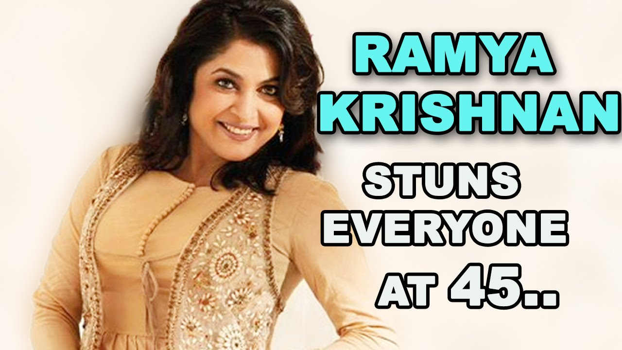 Ramya Krishnan Stuns Everyone at 45   || Telugu Latest Film Gossips