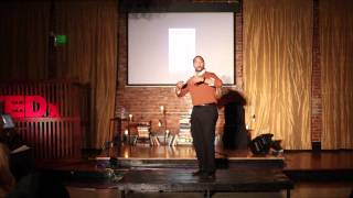 The Eventful City: Deon Gordon at TEDxBirmingham 2011