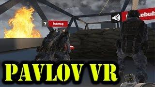 Pavlov VR | Battle for the Bridge + Search & Destroy Highlights