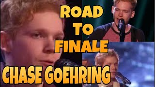 Chase Goehring- Road to Finale   All Performances   America's Got Talent 2017   Talent Worldwide