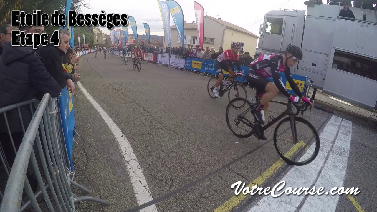 étoile De Bessèges 2019 Ouverture Saison Cycliste
