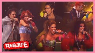 Rebelde: ¡El gran concierto de RBD! |  Escena C210-C211 | Tlnovelas