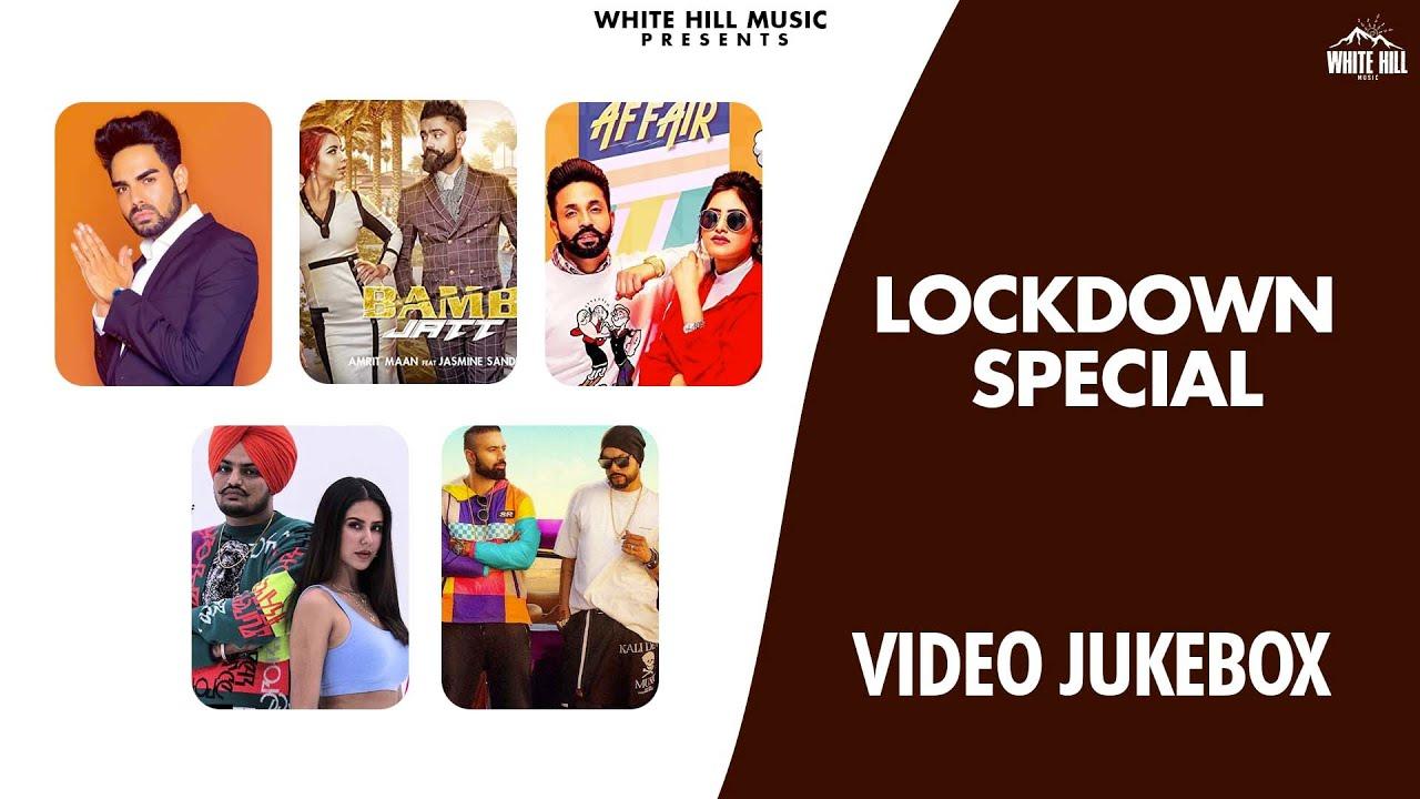 Lockdown Special (Video Jukebox) | Pav | Jasmin Sandlas | Amrit Maan | Sidhu Moosewala | Stay Safe