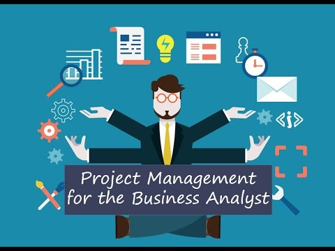 Learn Project Management for Business Analysts
