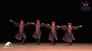 "Калмыцкий танец ""Торhуда би"". Элиста"