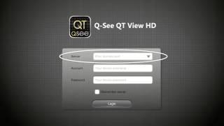 Comment faire pour configurer l'intervalle QT Vue de l'Application Smartphone