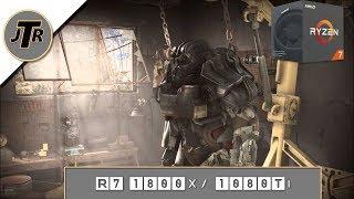 R5 1400/ GT 1030- Fallout 4- Medium- 1080p