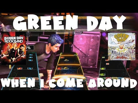 Green Day - When I Come Around - Green Day Rock Band Expert Full Band