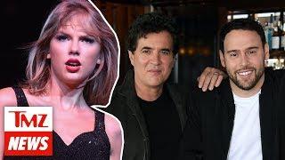 Taylor Swift in Battle with Scooter Braun, Scott Borchetta Over AMA Performance | TMZ NEWSROOM