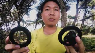 tutorial photography how to use 2 flash filter nd64 and lens yongnuo f2