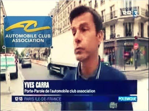 Travaux rue de Rivoli - Yves CARRA
