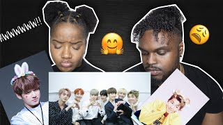 COUPLE REACTION TO BTS ADORABLE WITH FANS(SO SWEET!!) | CHRISTINA & ED