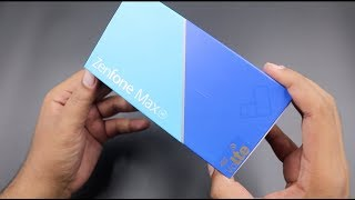 asus zenfone max m1 unboxing hands on camera features quick review hindi