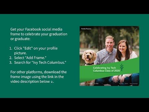 Ivy Tech Community College Columbus 2020 Virtual Commencement
