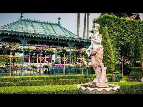 В парке Nong Nooch Tropical Garden - Французский Сад - часть 2
