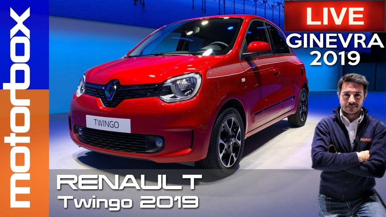 RENAULT Twingo 2019 | E' ancora l'auto ideale per combattere il traffico cittadino?