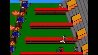 Root Beer Tapper (1983) - 50,500 High Score - Barry Bloso - Dudesville Arcade