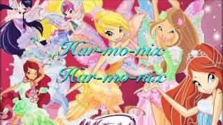 Winx Club - Potere Harmonix (Lyrics)