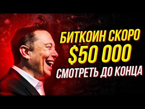 СРОЧНО: Илон Маск купил БИТКОИН на $1,5 млрд. Пришлось экстренно менять видео. Ethereum-фьючерсы