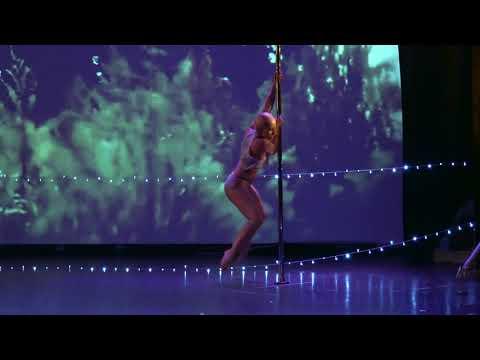 Pole Up 2019 - Camila Frías 1er Puesto Art Amateur