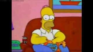 Неудачные моменты Гомера Джей Симпсона
