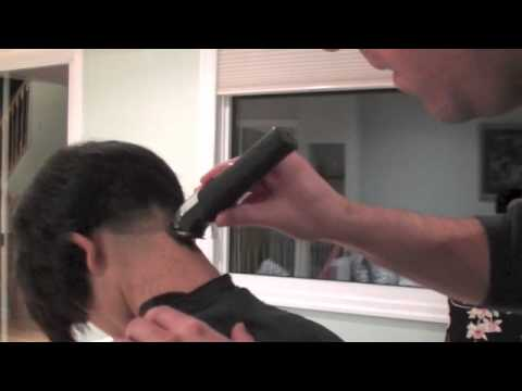 Nape Buzz Trimming The Nape Shaping The Hairline Youtube