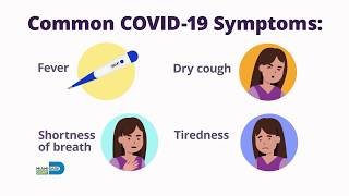 COVID-19 vs. Allergies - FDOH