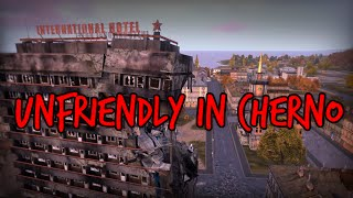 Unfriendly in Cherno - DayZ Standalone