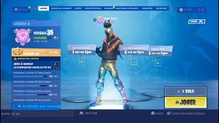 NEW PACK A 5euro ACHAT FORTNITE