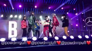 FANCAM BTS Save Me Jimmy Kimmel Mini Concert 171115