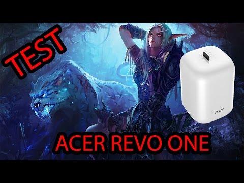 WoW on Acer Revo One - testing FPS Intel HD 5500 i5
