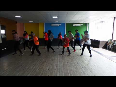 hip hop choreography  Rather be