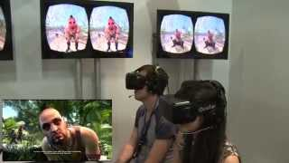 Far Cry 3 VR Demo on Oculus Rift - Did I Ever Tell You the Definition of Insanity?
