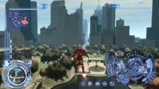 GTA IV Mod Showcase: Iron Man PC Gameplay *HD* 1080P