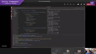 Entity Framework: .NET Community Standup - July 8th 2020 - EF Core 5.0 Demo Extravaganza