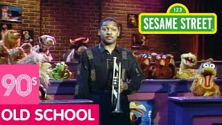 Sesame Street: Wynton Marsalis plays No Matter Your Language