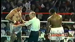Larry Holmes vs Gerry Cooney - 3/4