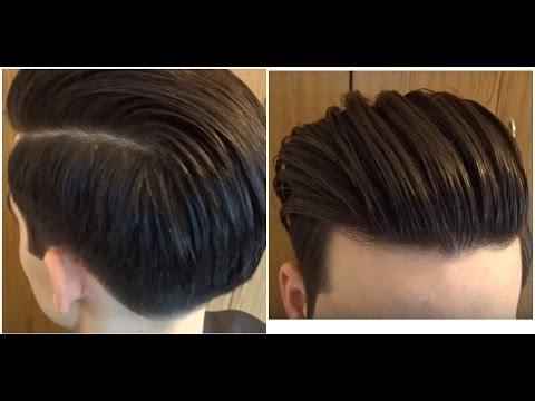 Sexiest 2017 Mariano Di Vaio Inspired Long Slick Back Haircut