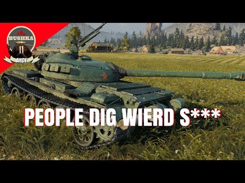 PEOPLE DIG WIERD S*** WORLD OF TANKS BLITZ