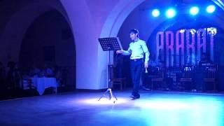 Ереван, ресторан Арарат.(, 2014-07-31T21:32:22.000Z)