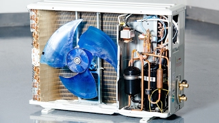 Instalación Aire Acondicionado - Control Evaporador y Condensador