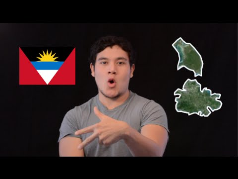 Geography Now! Antigua and Barbuda