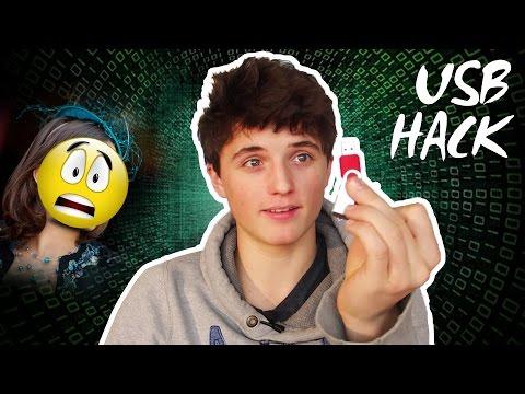 JE HACK MA SŒUR PAR USB ! - SAFECODE
