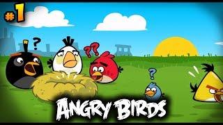 Angry Birdsen Espaol por TulioX Parte 1 A