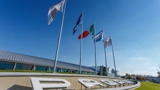 The New Pagani Automobili Factory and Showroom