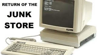 Computer Hunting Ep2: Return of the Junk Store - Obsolete Geek