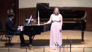 ANNA HUNTLEY - James Lyman Molloy - Love's Old Sweet Song
