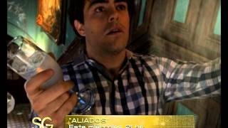 Cris Morena, Trailer de Aliados - Susana Giménez