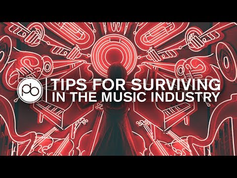 Tips for Surviving in the Music Industry (Point Blank Guest Panel)
