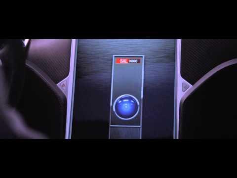 2001: A Tesla Odyssey (HAL 9000 parody)